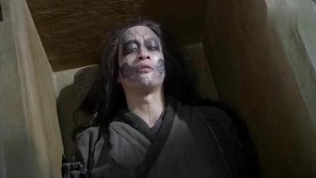 高手躺棺材里等死, 听到自己的对头还活着, 气的