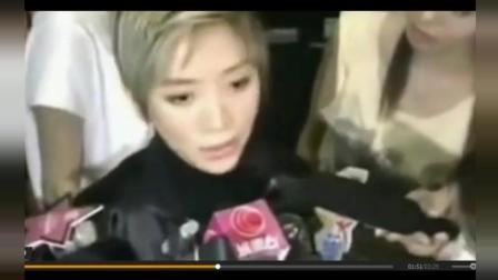 梅艳芳在张国荣葬礼上说的一段话, 发人深思