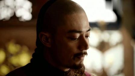 《如懿传》皇上在香妃这碰了一鼻子灰, 听到嬿婉