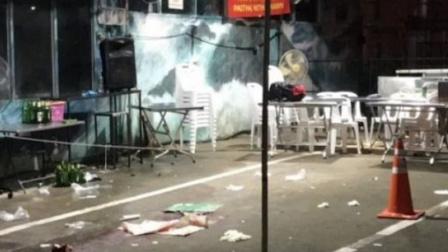 曼谷市中心发生枪击事件 致印度老挝2游客死亡
