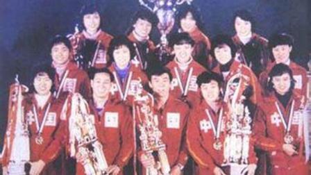国人心中永不凋谢的铿锵玫瑰, 中国女排冠军之路