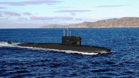 核潜艇噪音有多大? 俄罗斯100分贝, 美国95分贝, 我国是多少