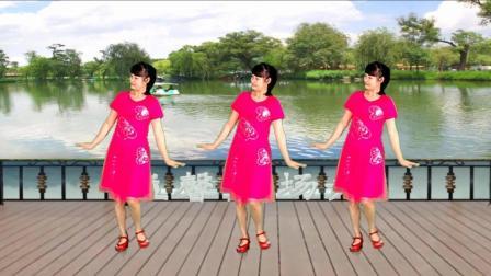 点击观看《益馨广场舞  想你想不够 简单32步健身舞视频》