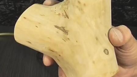 牛人用一截树枝做成加湿器, 真是脑洞大开, 这样