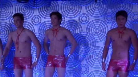 泰國性感男模走秀, 完美身材惹人妒忌