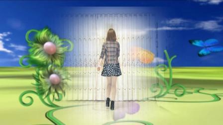 点击观看《驿城微笑广场舞 如果爱我 高跟广场鬼步舞视频教学分解 长腿美女12cm高跟鞋》