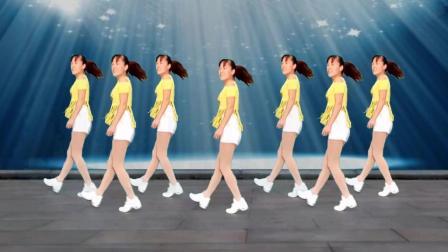 玫香广场舞 8步摇 网红弹跳步舞 好看好学的弹跳舞视频