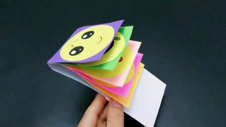 快递纸箱别扔掉1!教你diy文件架,漂亮的熊猫文表嫌的包情示表弃图片