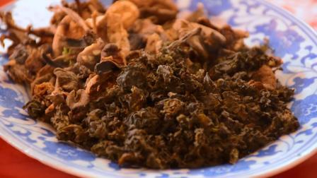 山西面食里, 做法最复杂的吃法, 还有什么吃法比这个复杂