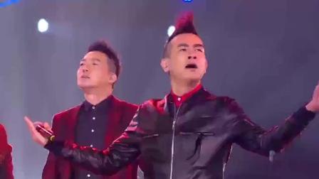 古惑仔合体热血演唱《友情岁月》, 勾起无数人的青春回忆!