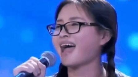 李玉刚都佩服的五体投地, 女孩竟发出这样的声音, 百年难遇的嗓子!