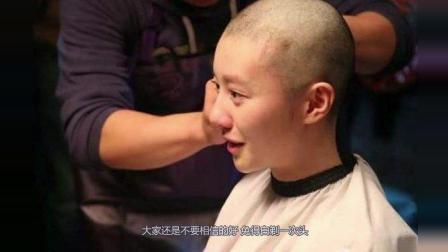 """科普小知识: 有人为了改变""""发质""""剔光头, 那么这真的有效吗?"""
