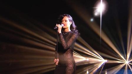 蕾哈娜最火爆的1首歌, 气场太强大, 一开口我就沦陷了