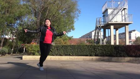 凤凰传奇经典舞曲《自由自在》自由舞步32步瘦身减肥节奏感强!