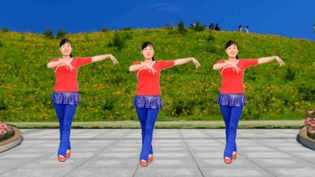 玫香广场舞最新16步广场舞 忘不了你的温柔 好听好看的16步广场舞视频教学