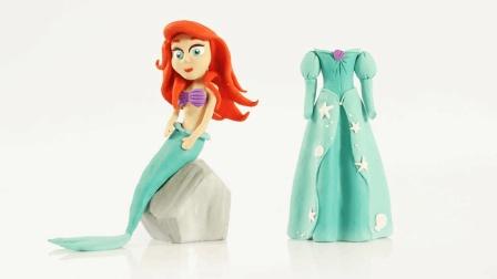 迪士尼公主: 迪士尼公主的换装秀, 小朋友你们喜欢哪位公主呢?