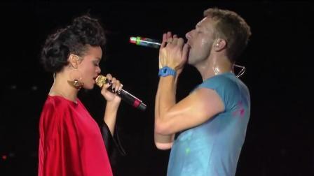 酷玩樂隊(Coldplay)&蕾哈娜(Rihanna): 《中國公主》(Princess of China)現場版