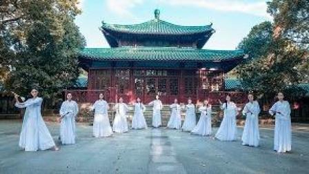 点击观看《一袭白裙,长发飘飘,是神仙姐姐跳舞》