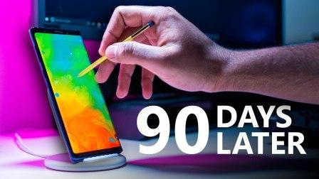 超強續航力!三星 Galaxy Note 9 詳細測評
