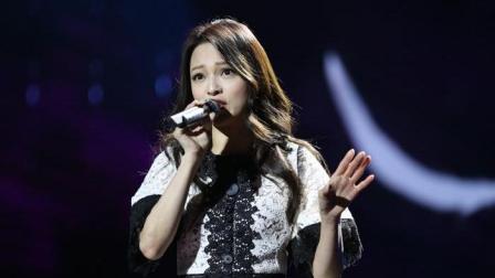 由于这首歌没有伴奏, 张韶涵现场清唱《遗失的美好》不愧是天后