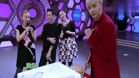 """当""""综艺王""""罗志祥到了快乐大本营后, 整个家族"""