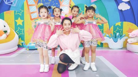 点击观看《无基础幼儿舞蹈 儿童舞蹈视频学喵叫》