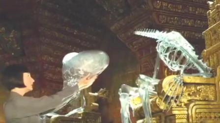 外星科技有多强大-外星人只剩骨架也可以成功复