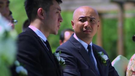 大龄新郎患癌症,新娘不离不弃坚持举办婚礼,