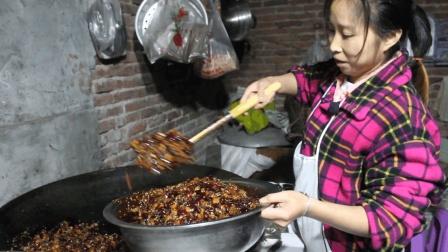 桃子姐教你四川自贡名小吃冷吃兔的正宗做法, 方法独特, 步骤详细