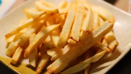 自己在家怎么炸土豆条? 薯条的这一种做法外脆里嫩, 宝宝很爱吃