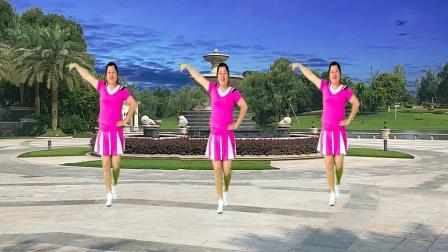 一首DJ舞曲《哥不是高富帅》唱的真现实, 32步健身舞动感十足!