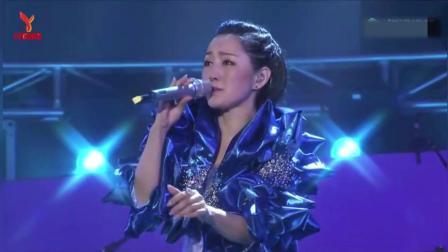 杨钰莹现场演唱《我只在乎你》有邓丽君的气势, 好听醉了