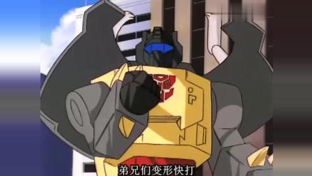 变形金刚: 怀念当初的机器恐龙, 绝对是汽车人中的最强战力!