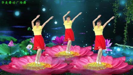 点击观看《华美舞动广场舞 一朵回忆心上开 优美抒情32步 好听又好看》