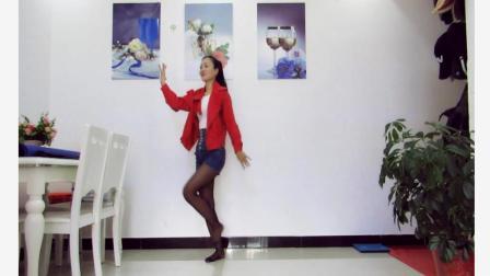 点击观看《神农舞娘广场舞 邻家美眉 超级简单的恰恰舞步天籁般的音乐》