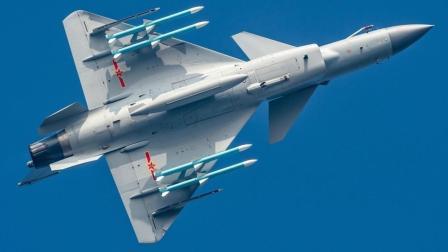 为啥中国战机机头有一根棍美国战机没有