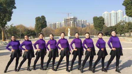 美久广场舞 一起走天涯 流行时尚火舞蹈教学分解 附正背面示范 0基础舞蹈精选