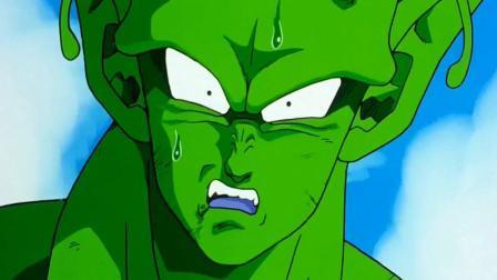 龙珠Z: 什么! 沙鲁也是超级赛亚人, 比克吓的脸都绿了, 沙鲁变身超赛