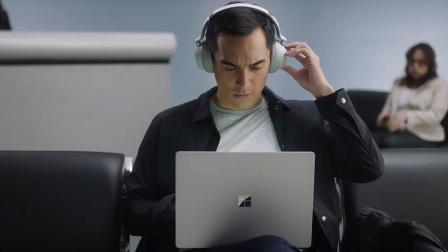 微软秘密研发3年推出首款降噪耳机