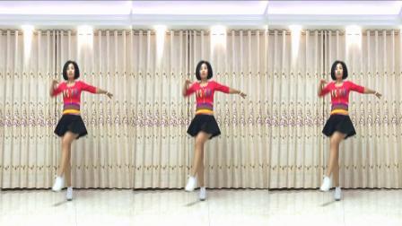 点击观看《驿城微笑广场舞 唐古拉 动感健身舞蹈视频 2018年一看就会》