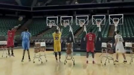 最有创意的NBA圣诞广告! 铃儿响叮当! 那时还有纳