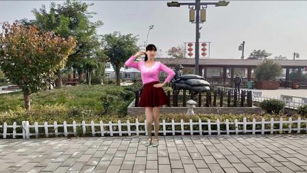 点击观看《阳光溪柳广场舞 广场舞 节奏欢快的0基础32步舞蹈视频》