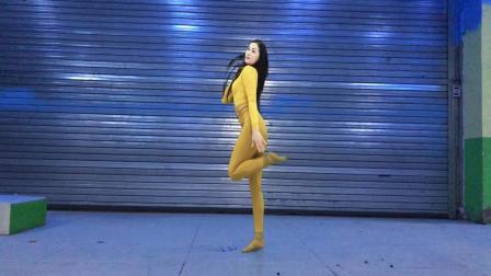 青青世界广场舞 Freaks 广场舞初步动作教学舞蹈分解视频