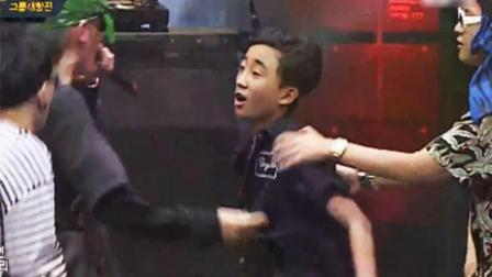 少年韩国综艺上大喊: 老子来自中国, 霸气回怼现场挑衅, 太过瘾!