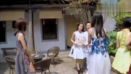 谢娜、赵丽颖恶搞何炅, 一张口逗笑全场