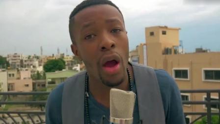 黑人小伙翻唱周杰伦的《稻香》, 喜庆十足