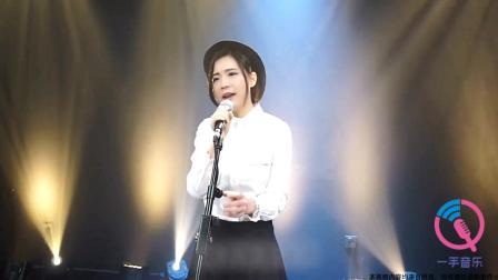 张国荣的这首《风继续吹》很少有女生翻唱, 山口百惠这个翻唱厉害了