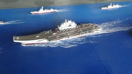 中国接连曝光两艘核动力巨舰忍不住为祖国鼓