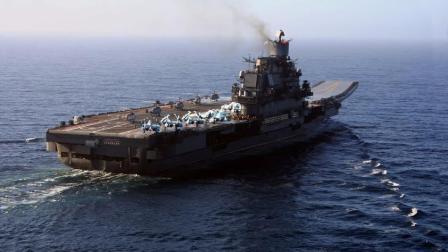 航母动力美国28万马力俄罗斯20万马力中
