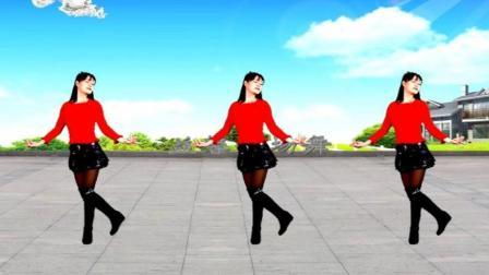 点击观看《益馨广场舞 流泪的情人 动感32步健身舞附分解教学口令》